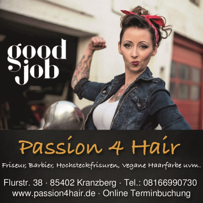 Passion 4 Hair